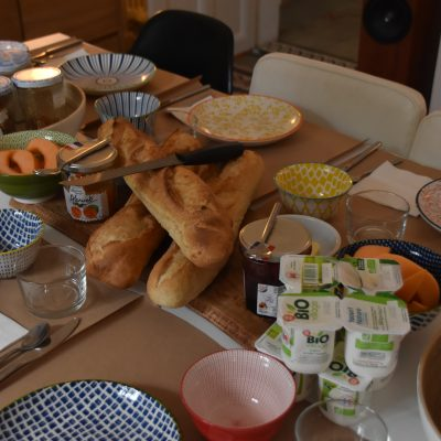 Breakfast French Style