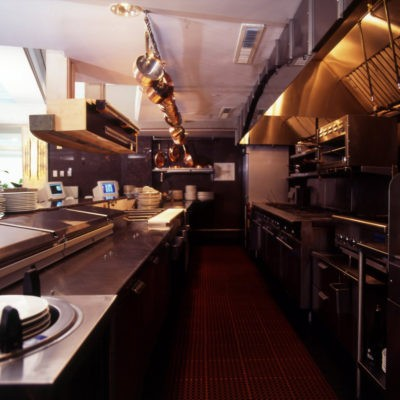The open Kitchen line