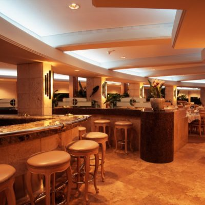 The Bar and Lounge